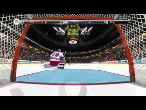 NHL 14 | Shootout Commentary ep. 1