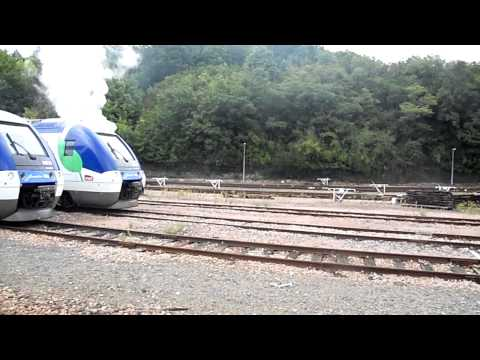 Train spécial double traction
