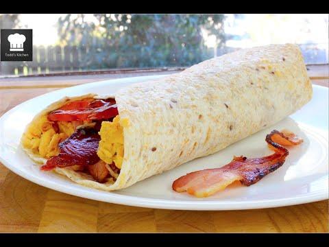 Breakfast Wrap - Burrito