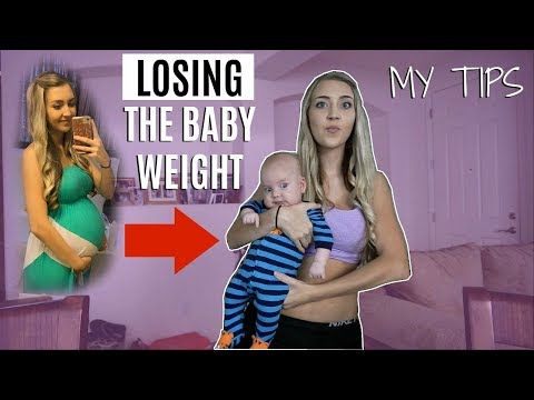 TIPS FOR GETTING BODY BACK AFTER BABY!