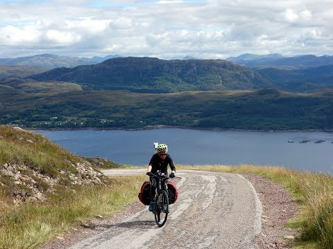 Cycling the North Coast 500, Part 1: Inverness to Applecross