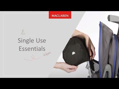 Single use essentials
