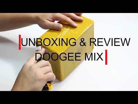 Unboxing & Review Doogee Mix - Helio P25
