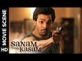 Download Harshvardhan gets aggressive in love   Sanam Teri Kasam   Movie Scene MP3,3GP,MP4
