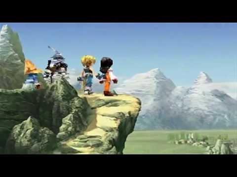 Final Fantasy IX PS3 Excalibur II Part 7