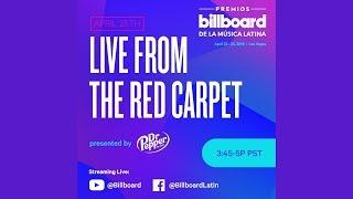 Billboard Latin Music Awards Red Carpet Live: Anuel AA, Anitta, CNCO, Karol G, Luis Fonsi & More!