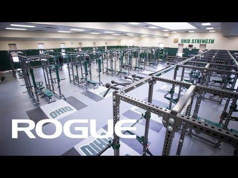 Rogue + Ohio University's Strength and Conditioning program
