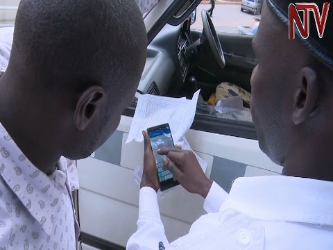 Police introduces phone app to track traffic fine defaulters