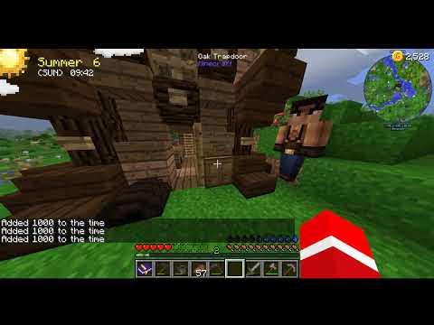 SUMMER!! Minecraft Farming Valley #3