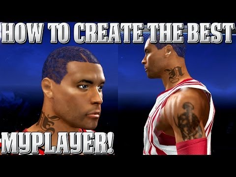 NBA 2K - How To Create The Best My Player! Dominate Online/Offline MyCareer!
