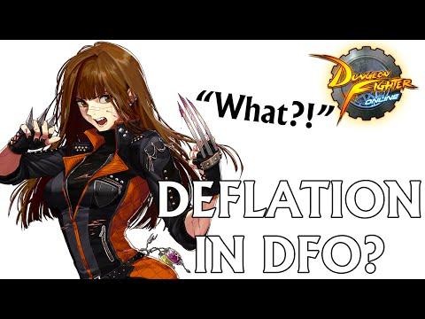 Deflation in DFO's Economy | Rise's Ramblings