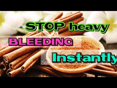 STOP HEAVY MENSTRUAL BLEEDING INSTANTLY  // HEAVY MENSTRUAL BLEEDING CAUSED BY PCOS, FIBROIDS.