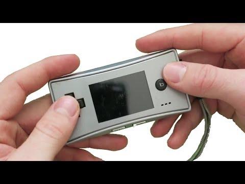 Let's Refurb! - Greasy Silver Game Boy Micro!