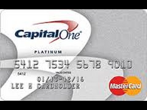 HOW TO APPLY CAPITAL ONE CARD 2016