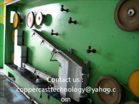 wire drawing machine best vedio