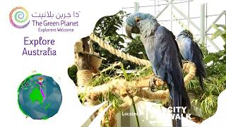 Explore the World at The Green Planet Dubai