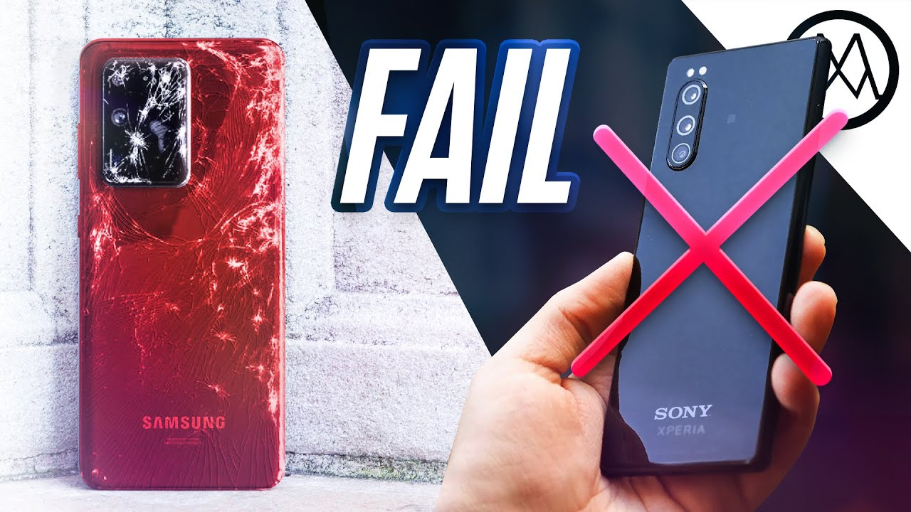 12 BRUTAL Smartphone Fails they want you to forget.