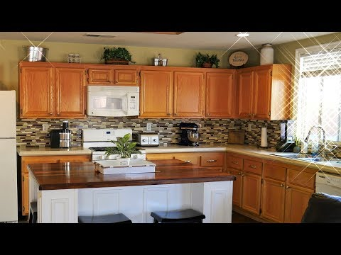 Do You Want To Love Your Kitchen | Image New Countertops & A New Backsplash