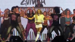 Adelén - Bombo Zumba Convention 2013 Orlando
