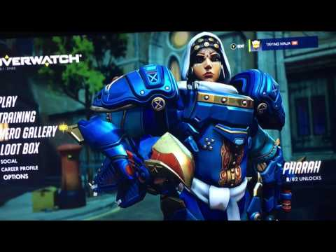 How to change your crosshairs and cross hair colors on Overwatch!