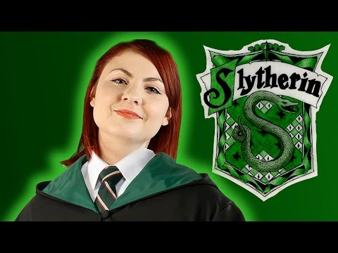 I AM A SLYTHERIN?!?! Pottermore House Sorting & Patronus