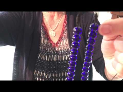 How to make a stringed rosary!