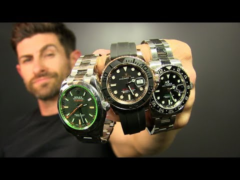 My Luxury Watch Collection