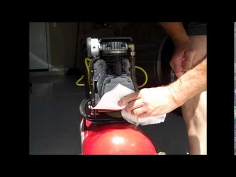 How To Change Your Craftsman Air Compressor Oil In 5 Minutes