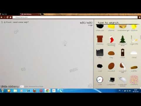 little alchemy 480 elements part 1