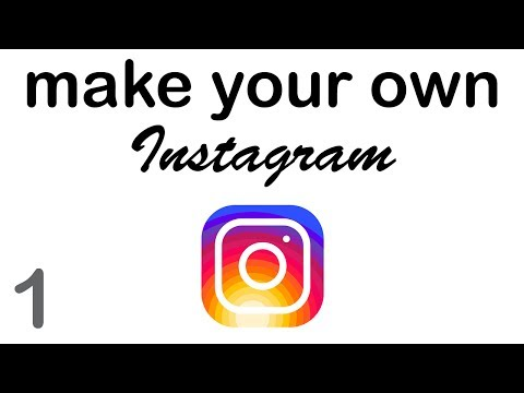 Make your Own Instagram - Intro & Uploadcare (1/10)
