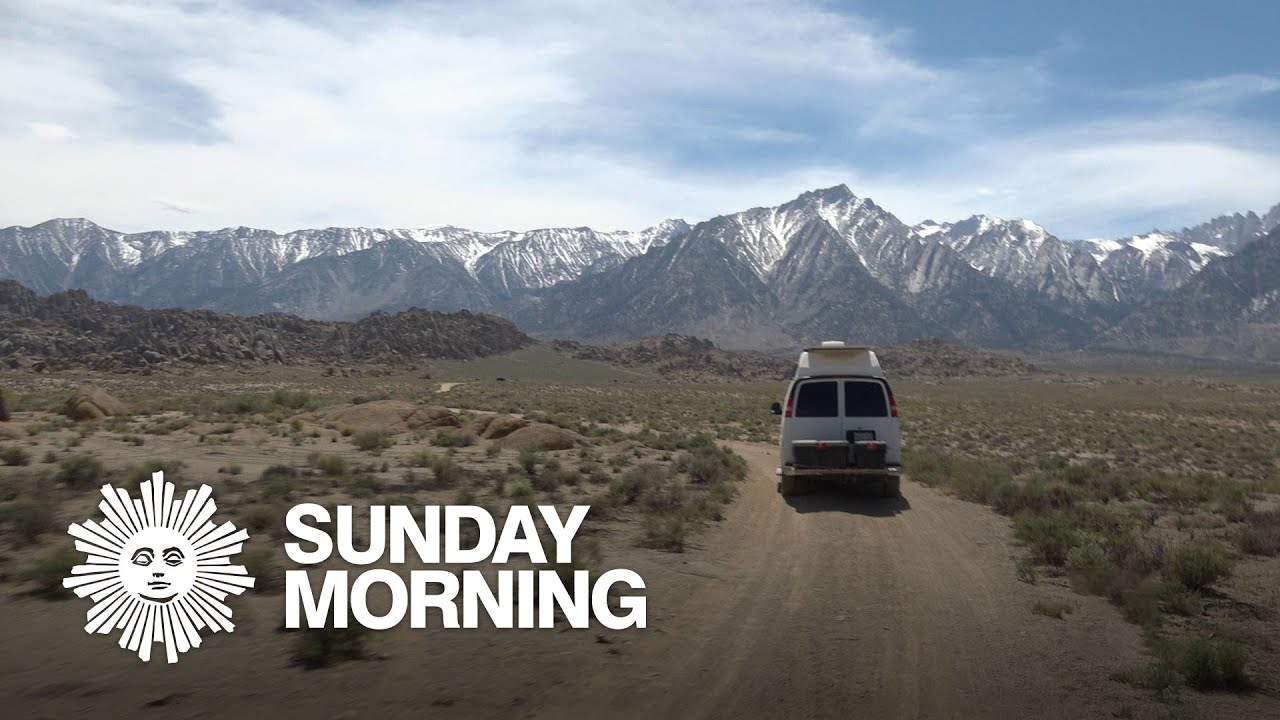 Freewheeling: The van life