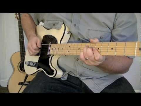 Hybrid Picking Part 1: Using a pick and fingers
