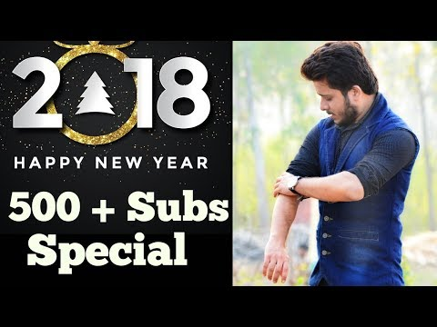 Happy New Year 2018   New year Plans Fitness Health Grooming   Mohd Tabish   Skyking Health