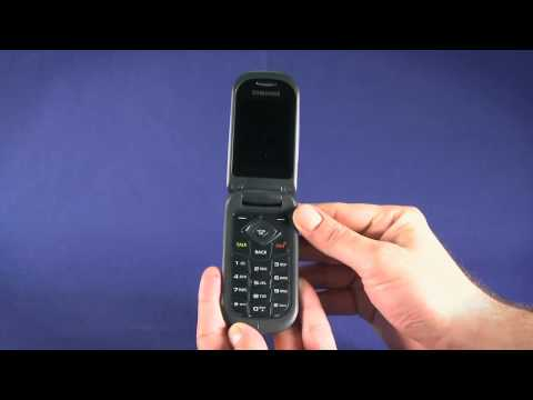 Unboxing the m360 feature phone from Ting