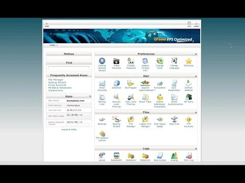 How to Move a Site to a New Host Using cPanel