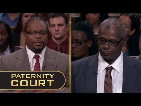 Xxx Mp4 Man Denies 36 Year Old Son To Avoid 20 000 Child Support Full Episode Paternity Court 3gp Sex