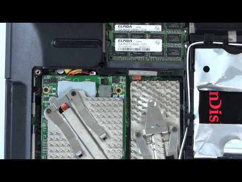 Acer Aspire 6900 6900G 6935G 6920G Bios Batterie Battery Replacement Repair How To Tutorial