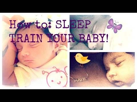 How To: Sleep Train A 1 Year Old | It's Altogether Lovely