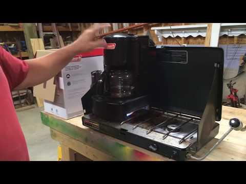 COLEMAN CAMPING COFFEEMAKER