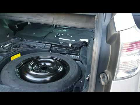 How to Remove Amplifier from Lexus RX350 2010 for Repair.