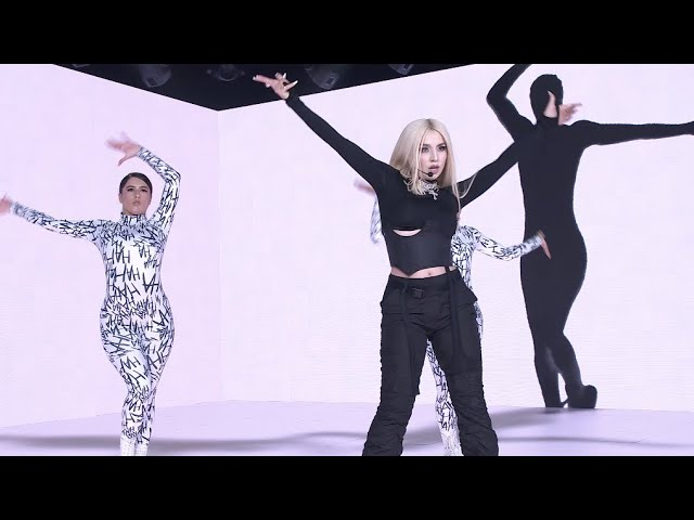 Ava Max – Who's Laughing Now ( Performance)