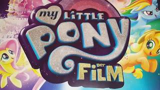 MLP: The Movie - Official Poster [German Version][1080p60]