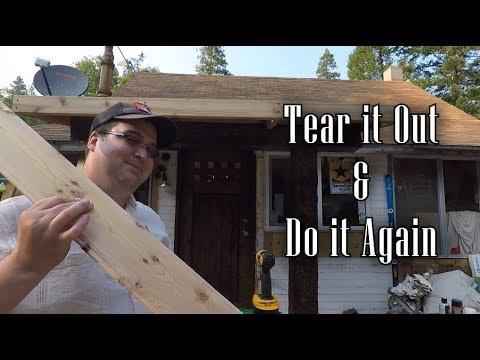 Raising the Roof Part 2