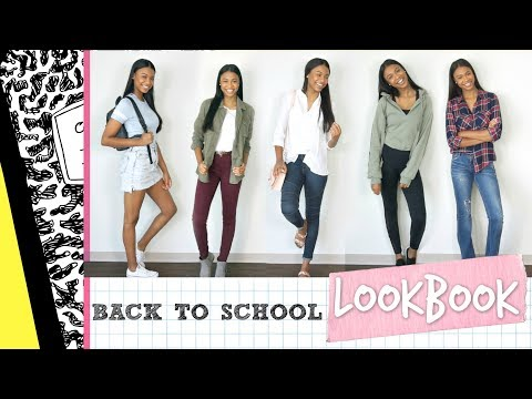 2017 BACK TO SCHOOL LOOKBOOK | Fashion Nova, Zara, Forever 21 & more!