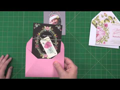 A2 Stationery Cards in a Flash