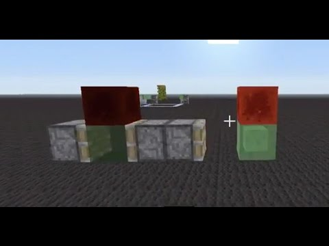 Minecraft: Xbox How to make a flying machine / missile tutorial