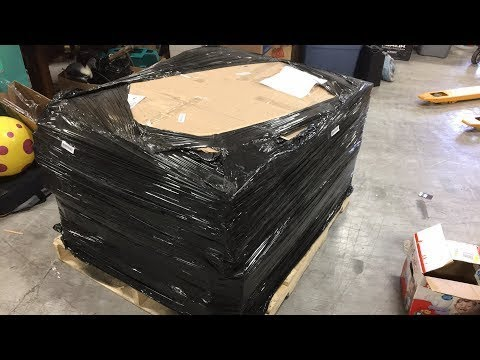 I bought a pallet of small electronics returns to sell on Amazon and Ebay | My Story