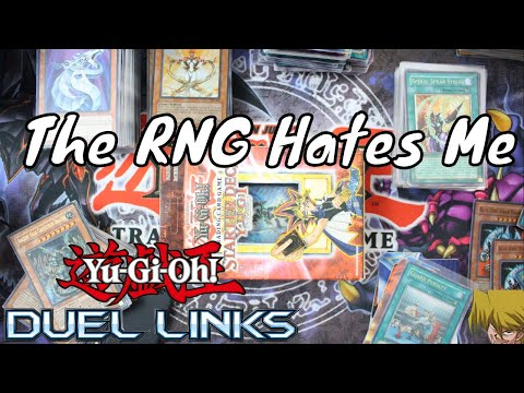 Yugioh Duel Links Season 2 Ep. 16 - The RNG Hates Me