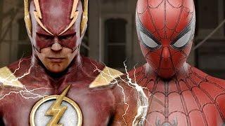 SPIDER-MAN vs. THE FLASH   ARCADE MODE! [EPISODE 7]
