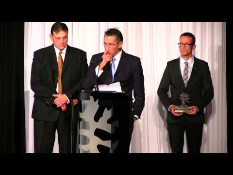 Acceptance Speech - 2015 First Nations Business Award of Excellence